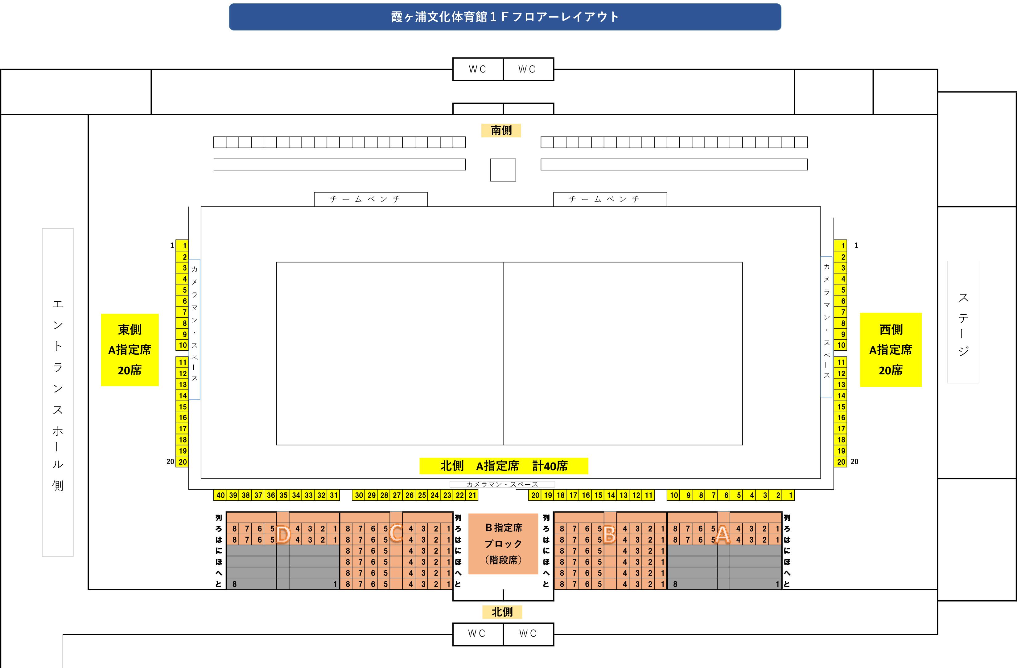 2017/18V・チャレンジリーグⅠ ホームゲーム 土浦大会