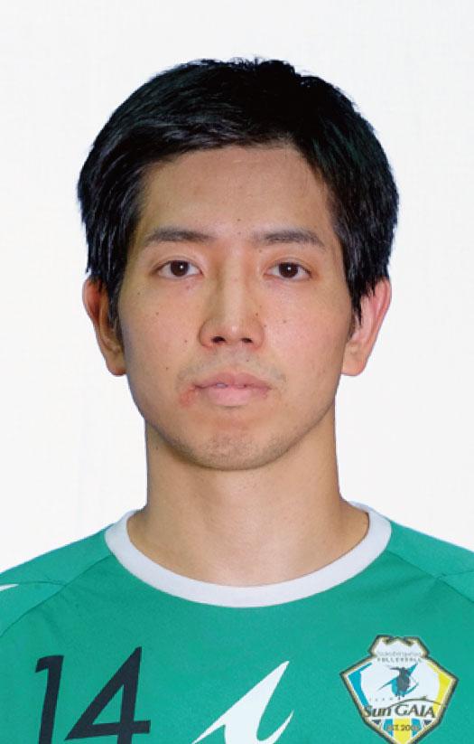 #14 勝本 真太郎